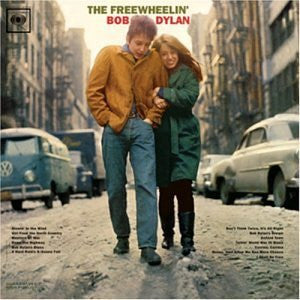 BOB DYLAN - FREEWHEELIN' (IMPORT)