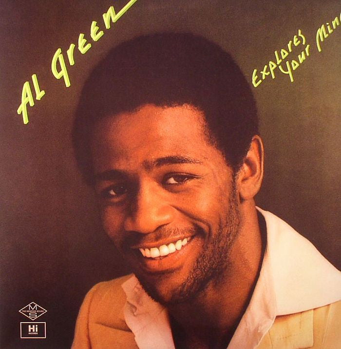 Al Green - Explores Your Mind