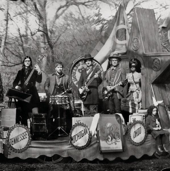 Raconteurs, The - Consolers Of The Lonely [2LP] (180 Gram, reissue)