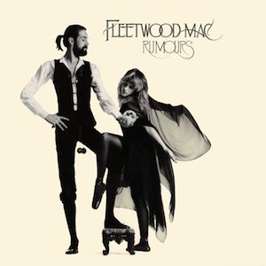 FLEETWOOD MAC - RUMOURS [LP]