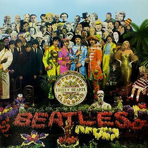 THE BEATLES - SGT PEPPER'S LONELY HEARTS CLUB BAND (STEREO ANNIVERSARY)