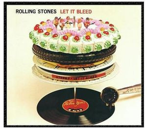ROLLING STONES - LET IT BLEED (REMASTERED)