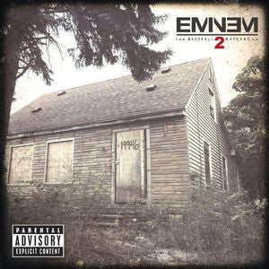 EMINEM - THE MARSHALL MATHERS 2 LP