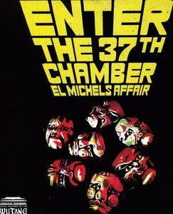 EL MICHELS AFFAIR - ENTER THE 37th CHAMBER (LTD ED RED)