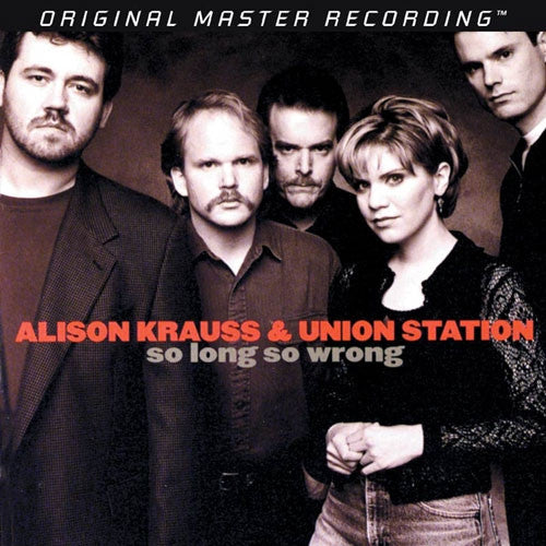 Alison Krauss & Union Station - So Long So Wrong [2LP]
