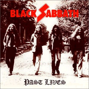 BLACK SABBATH - PAST LIVES [2 LP IMPORT]