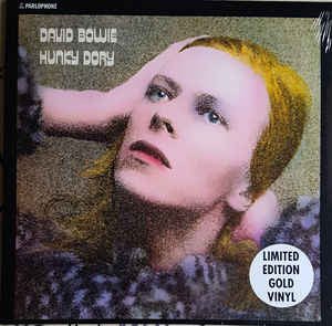 DAVID BOWIE - HUNKY DORY (GOLD VINYL)
