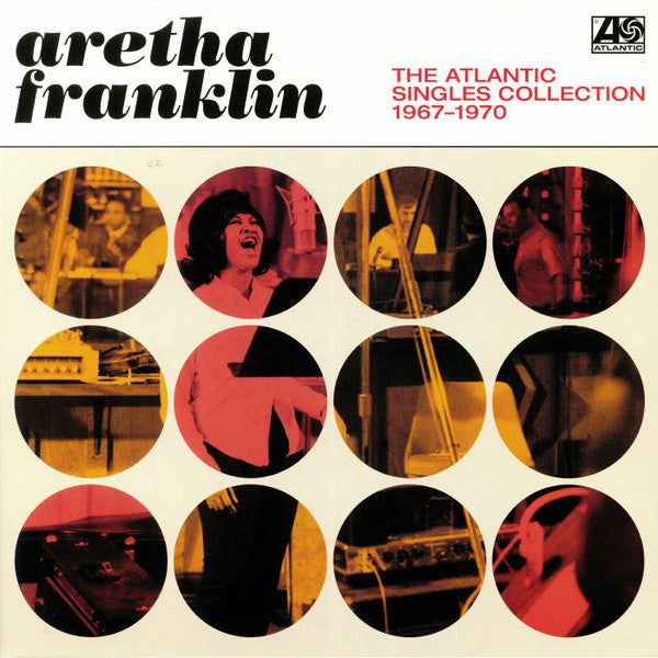 ARETHA FRANKLIN - THE ATLANTA SINGLES 1967-1970