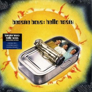 BEASTIE BOYS - HELLO NASTY (2LP 180GR)