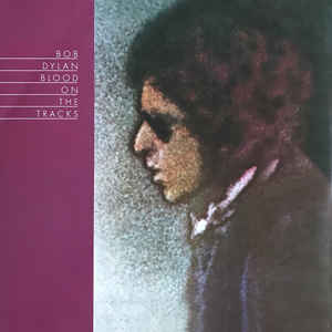 BOB DYLAN - BLOOD ON THE TRACKS (IMPORT COLUMBIA EUROPE)