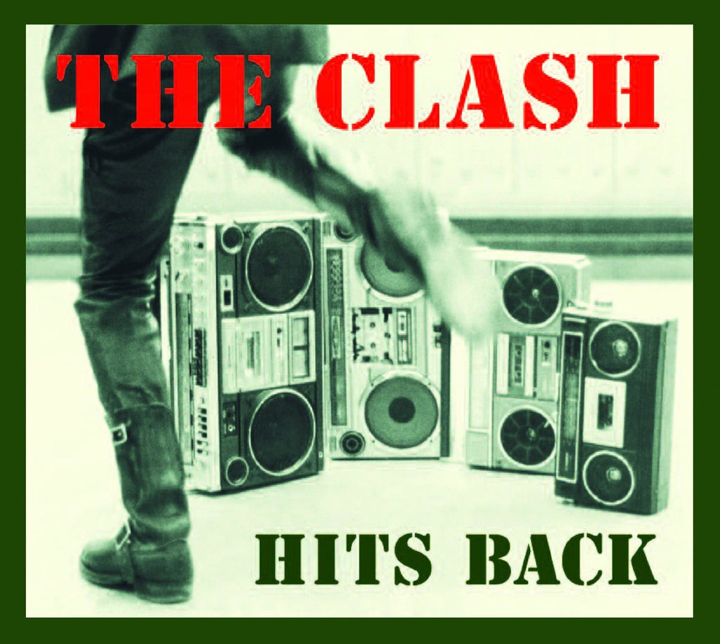 THE CLASH - HITS BACK [3LP]