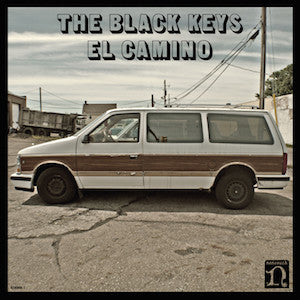 THE BLACK KEYS - EL CAMINO (BONUS CD)