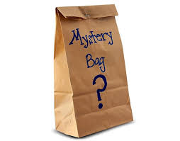 MYSTERY BOX - 5 LPS