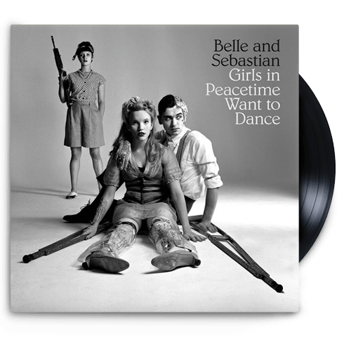 Belle & Sebastian - Girls In Peacetime Want To Dance [2LP]