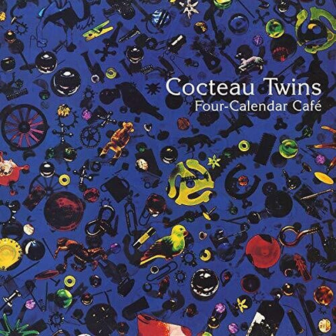 COCTEAU TWINS - FOUR CALENDAR CAFE [IMPORT]