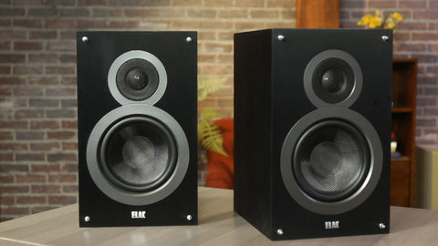 ELAC - DEBUT B5 BOOKSHELF SPEAKERS (PR)