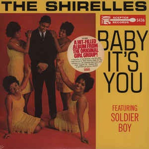 Shirelles, The - Baby It's You [LP] (180 Gram)