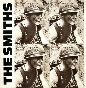 THE SMITHS - MEAT IS MURDER ( GERMAN IMPORT)