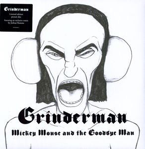 Grinderman - Mickey Mouse And The Goodbye Man [12'']