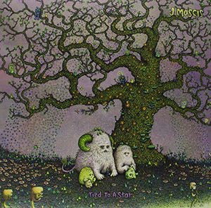 J Mascis - Tied To A Star [LP] (poster, download)