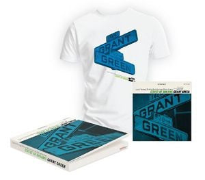 GRANT GREEN - STREET OF DREAMS (LP + T-SHIRT)