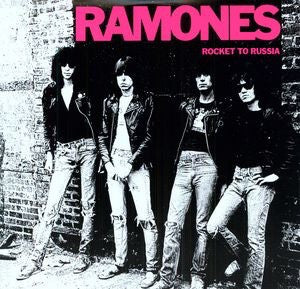 RAMONES - ROCKETS TO RUSSIA