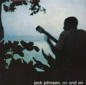 JACK JOHNSON - ON & ON (IMPORT)
