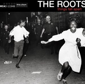 THE ROOTS - THINGS FALL APART [IMPORT]