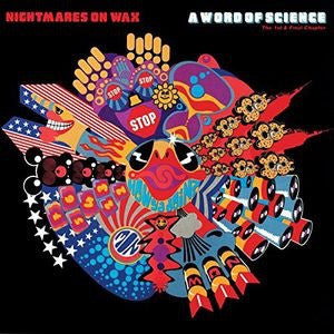 Nightmares On Wax - A Word Of Science [2LP] (gatefold)