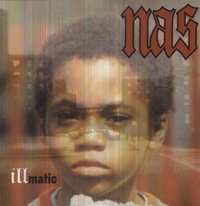 NAS - ILLMATIC (Clear Vinyl- UK Import)