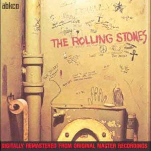 THE ROLLING STONES - BEGGAR'S BANQUET (UK Version)