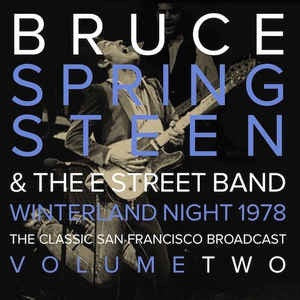 BRUCE SPRINGSTEEN & THE E STREET BAND - SF VOL 2