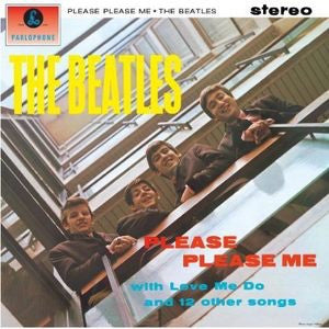 THE BEATLES - PLEASE PLEASE ME (STEREO)