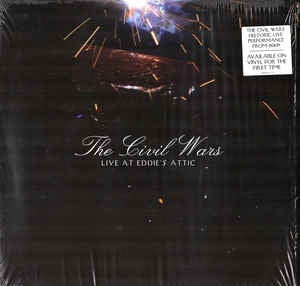Civil Wars, The - Live At Eddie's Attic [LP]