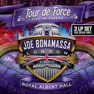 BONAMASSA,JOE-TOUR-DE-FORCE-BORDERLINE