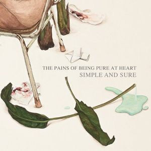 Pains Of Being Pure At Heart, The - Simple And Sure [7'']