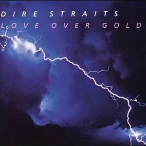 DIRE STRAIGHTS - LOVE OVER GOLD