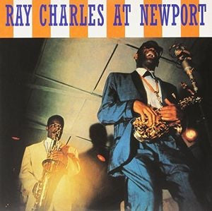 RAY CHARLES - RAY CHARLES AT NEWPORT (Import)