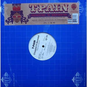 T-Pain - Chopped N Skrewed (feat. Ludacris) 12''