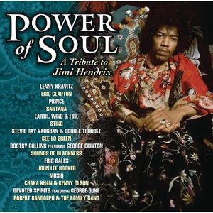 Various - Power of Soul - Jimi Hendrix