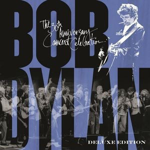 BOB DYLAN - 30TH ANNIVERSARY CELEBRATION CONCERT (4LP)