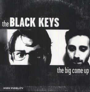 Black Keys, The - The Big Come Up [LP] (standard black vinyl)