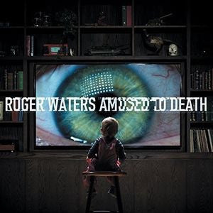 ROGER WATERS - AMUSED TO DEATH (PICTURE 2LP)