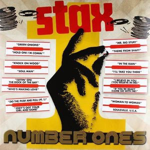 Various Artists - Stax Number Ones [LP]