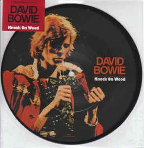 David Bowie - Knock On Wood (Live) [7'']