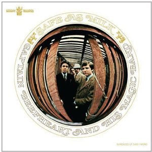 CAPTAIN BEEFHEART - SAFE AS MILK [IMPORT]