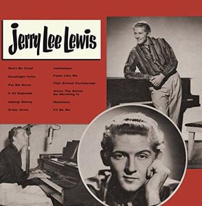 Jerry Lee Lewis - Jerry Lee Lewis [LP] (140 Gram, imports)