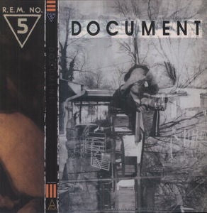 R.E.M. - Document [LP] [180 Gram Vinyl]