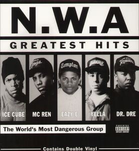 N.W.A. - N.W.A. Greatest Hits [2 LP] (in Gatefold Jacket)