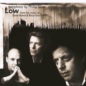Philip Glass - Low Symphony (music of David Bowie & Brian Eno) [LP]